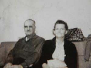 Grandpa and Miss Crane