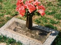 Daddy headstone