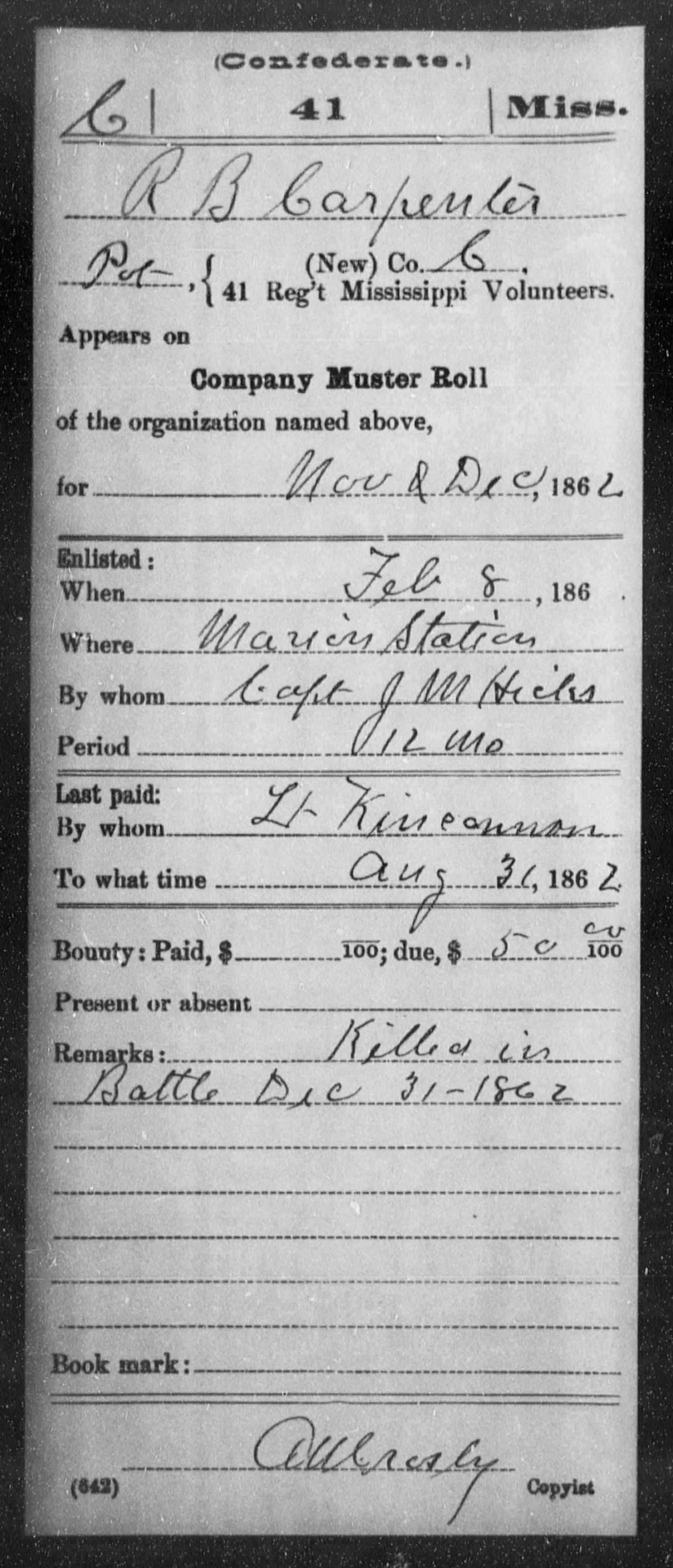 Culpepper family a day in the life of patootie page 11 i also have a 3rd great grandfather william lafayette brown jr who fought for 37th ms infantry william was born 30 oct 1836 in lauderdale co ms aiddatafo Images