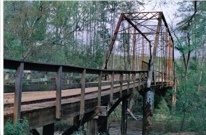 stuckey's bridge from VA Iron and Bridge Co on wiki