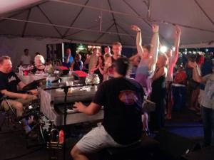 lori vince wes summerfest milwaukee 2012