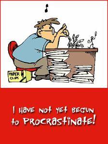 the-dangers-of-procrastination