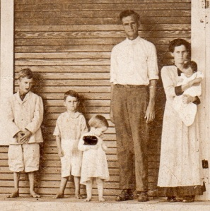 blanks ora blanks shellie bates family 1917