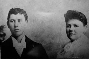 John Eades Jolly and wife Sarah