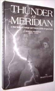 thunder at meridian