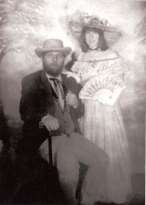William T. and Ann Elizabeth (Butler) Fisher