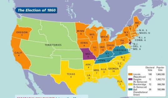 election1860map