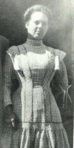 Mary Elizabeth Minnie White Crane