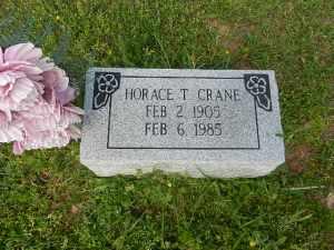 crane, horace t