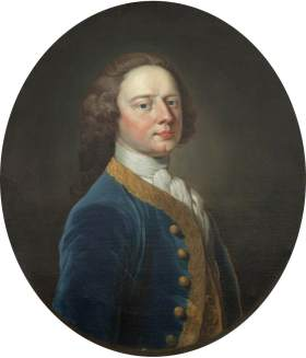Seeman the younger, Enoch, c.1694-1745; Captain Charles Windham of Earsham (d.1747)