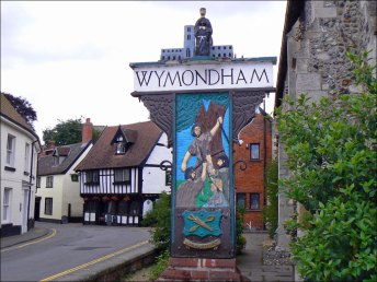 wymondham sign
